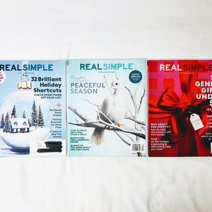 Real Simple Magazines Holiday Gift Ideas
